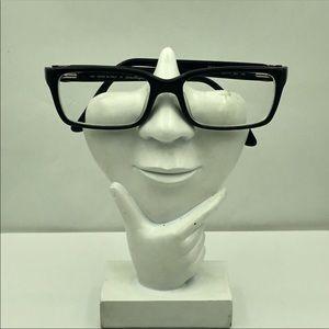 Salvatore Ferragamo SF2617Black Oval Glasses Frame